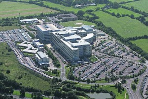 Image- Swindon hospital