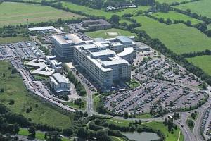 Image- Swindon hospital