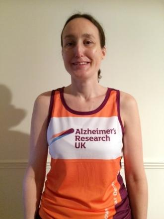 Fundraising for Alzheimer's Research UK
